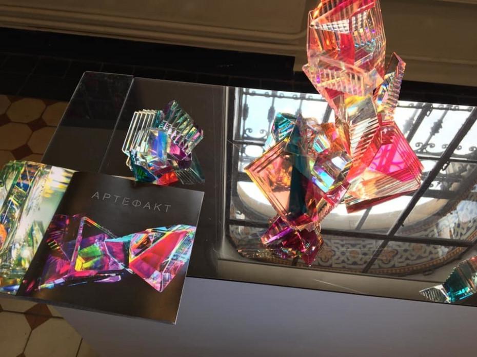 Магистерские программы кафедры художественной керамики и стекла