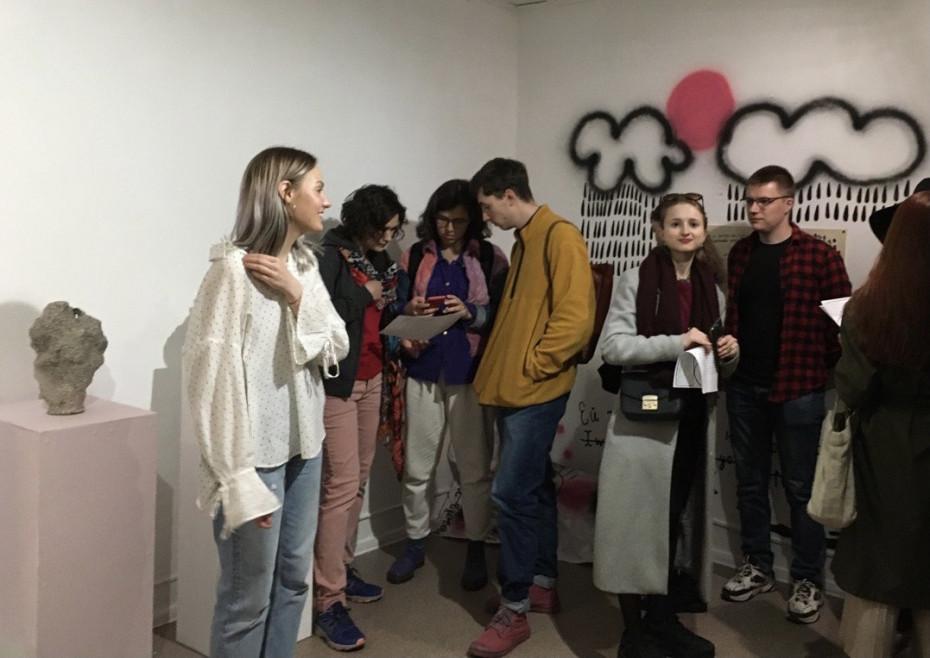 В Петербурге прошла выставка The other side of pink