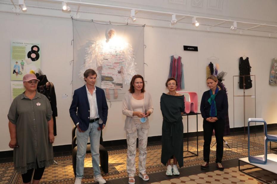 В Музее прикладного искусства проходит выставка «Предметный мир»