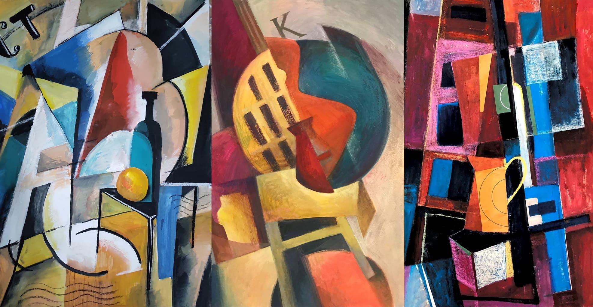 Intercollegiate competition in painting