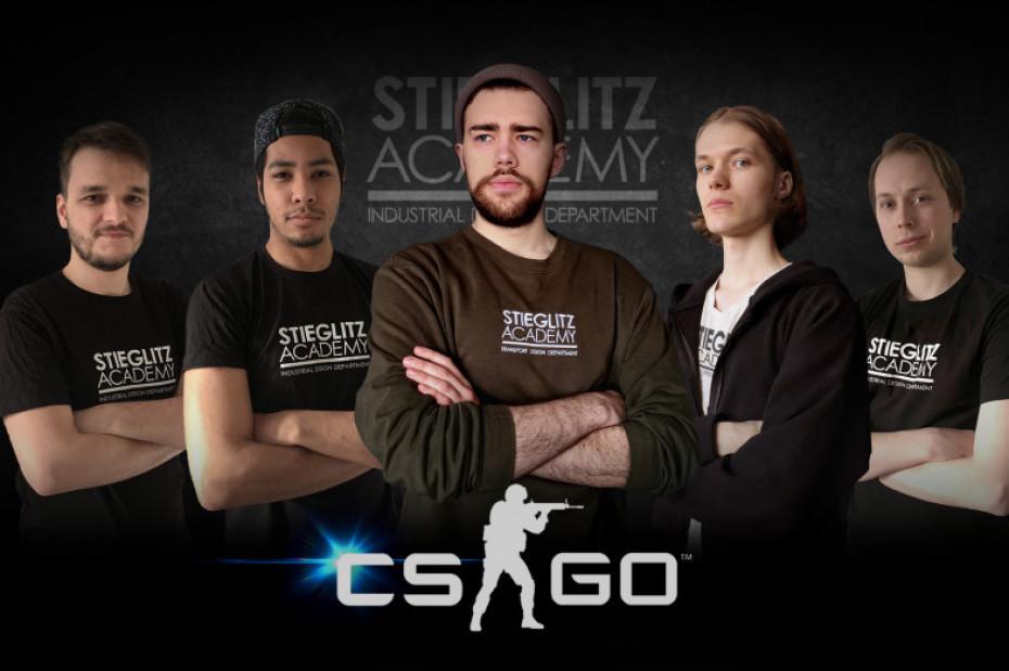 В Академии Штиглица прошли соревнования по киберспорту