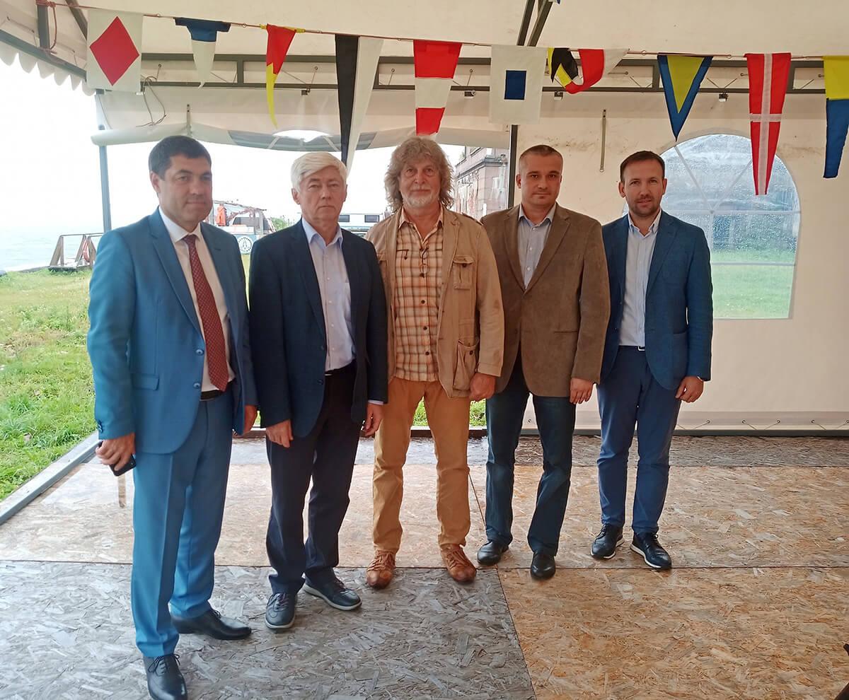 Проект Академии Штиглица по реконструкции и преобразованию фортов был представлен на совещании в Кронштадте