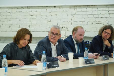 Подведены итоги I этапа конкурса St Petersburg Young Design