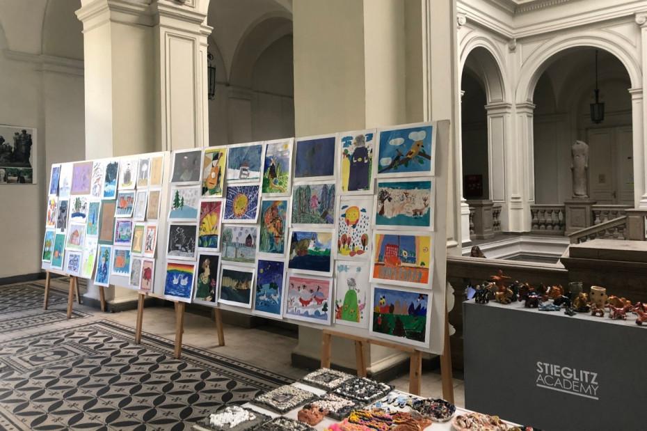 Торжественное открытие конкурса St. Petersburg Young Design