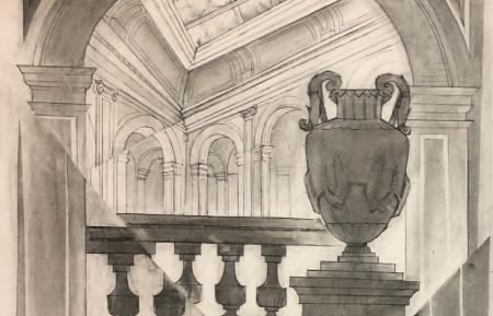 Итоги ежегодного межвузовского конкурса по рисунку