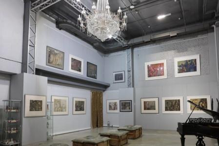 В галерее Artefice открылась персональная выставка Алексея Талащука