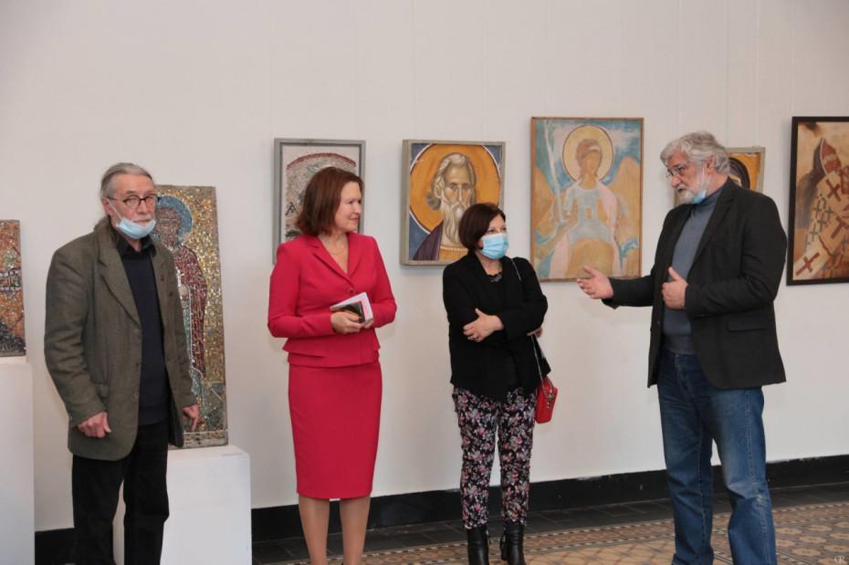 Открылась  Международная выставка «Византийское наследие. Культура и искусство»