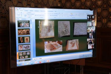 В Академии Штиглица прошел межвузовский круглый стол по вопросам реставрации