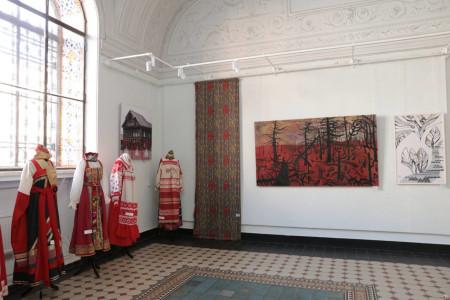 Выставка «Малая моя Родина»