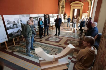 «Пространство и образ»: выставка победителей конкурсов по созданию объектов культурного наследия