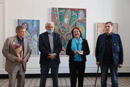 Юбилейная выставка Владислава Бушуева