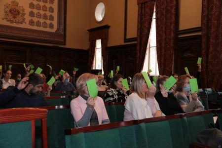 В Академии Штиглица состоялись выборы нового состава Ученого совета
