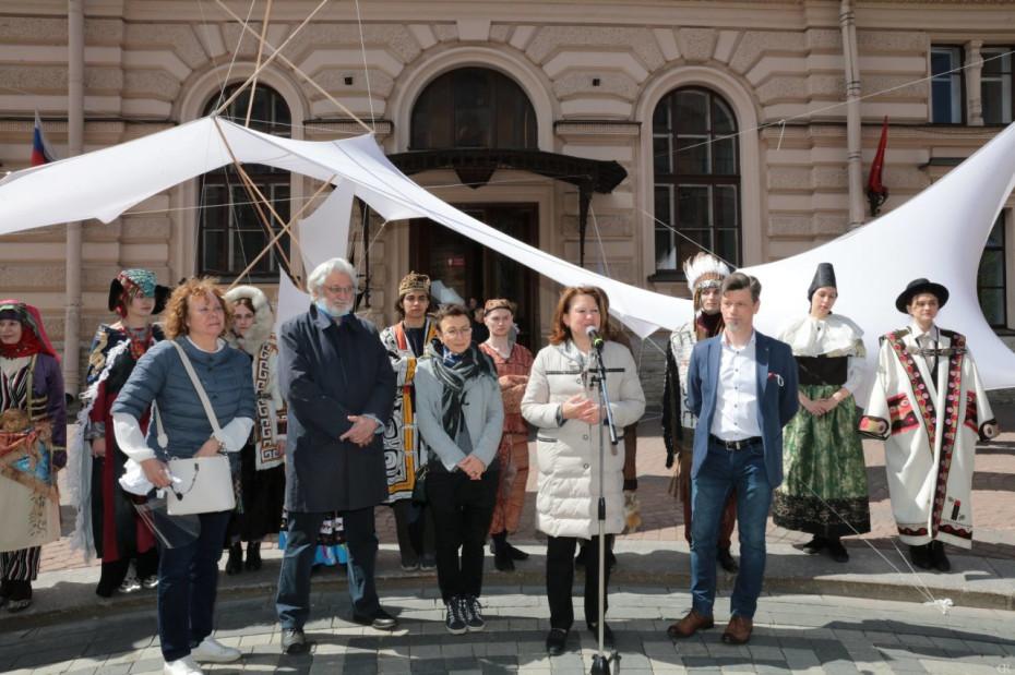 В Академии Штиглица прошел XXIV Международный фестиваль «Соляной. Город мастеров»