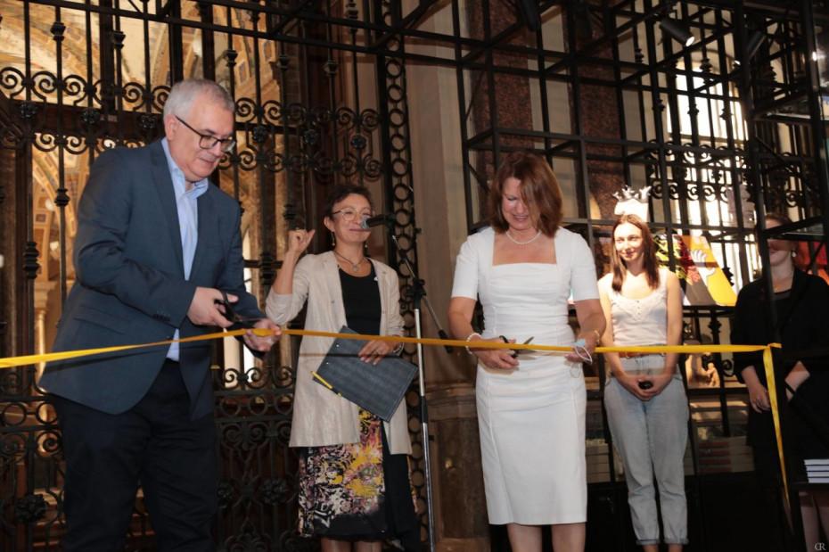 В Академии Штиглица открыт шоурум