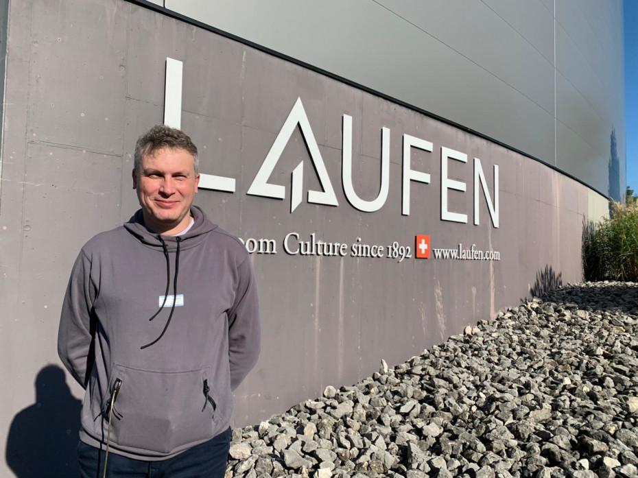 Рабочая поездка на предприятия бренда Laufen