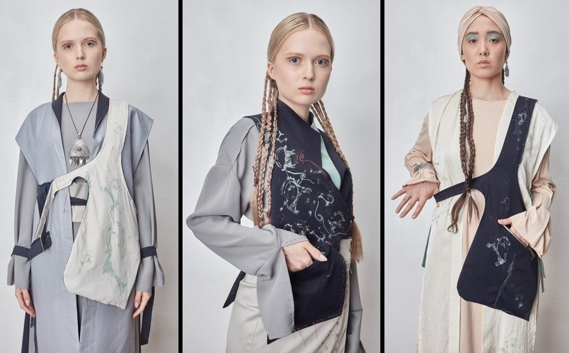 Магистерская программа кафедры дизайна костюма Академии Штиглица
