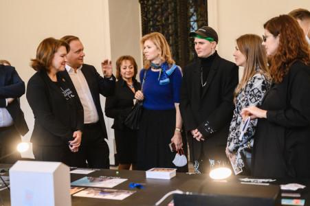 Выставка эскизов в рамках проекта «Субкультурный ландшафт» открылась в Учебном музее прикладного искусства Академии Штиглица
