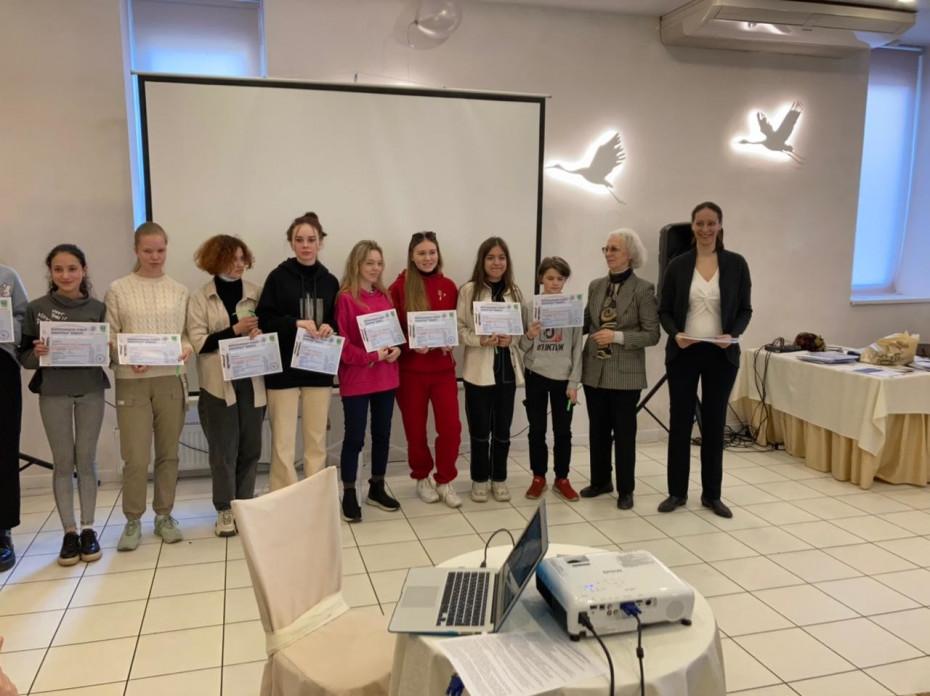 В Академии Штиглица прошли мероприятия программы «Профориентация юных художников»