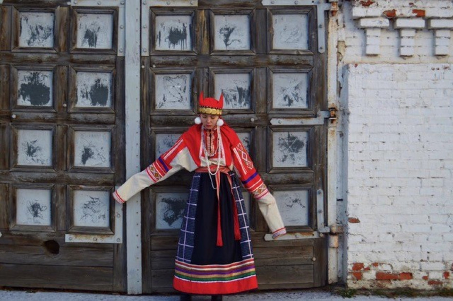 Конкурс фотосессий  «Русский народный костюм – мастерство реконструкции»