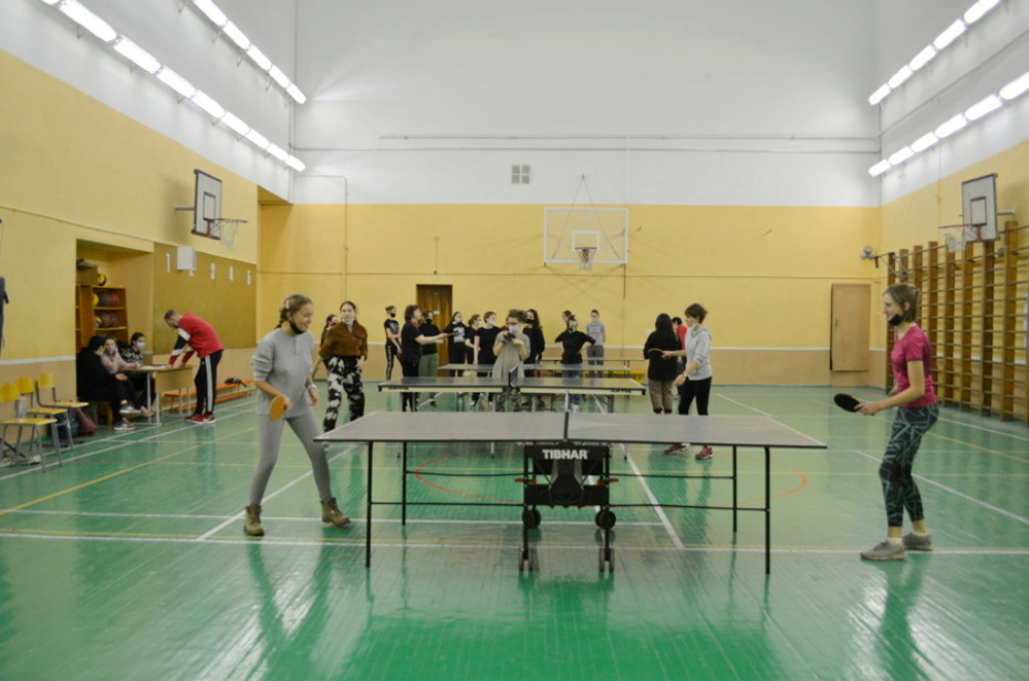 Results of the Stieglitz Academy Table Tennis Championships