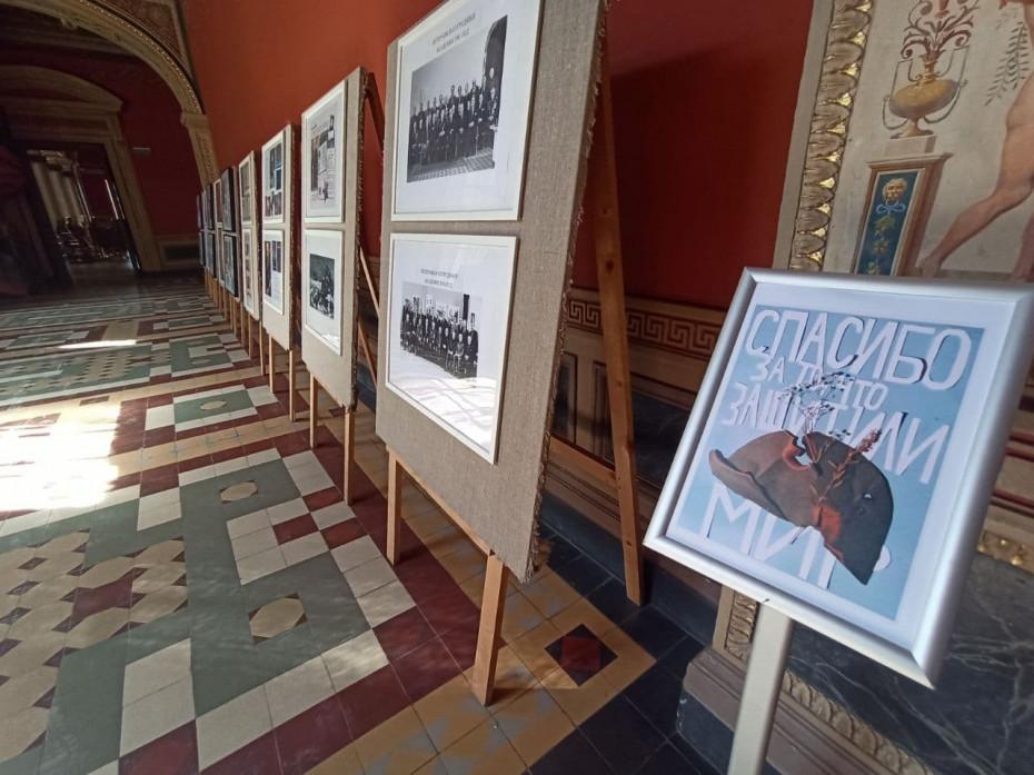 В Академии Штиглица вновь открыта «Аллея славы»