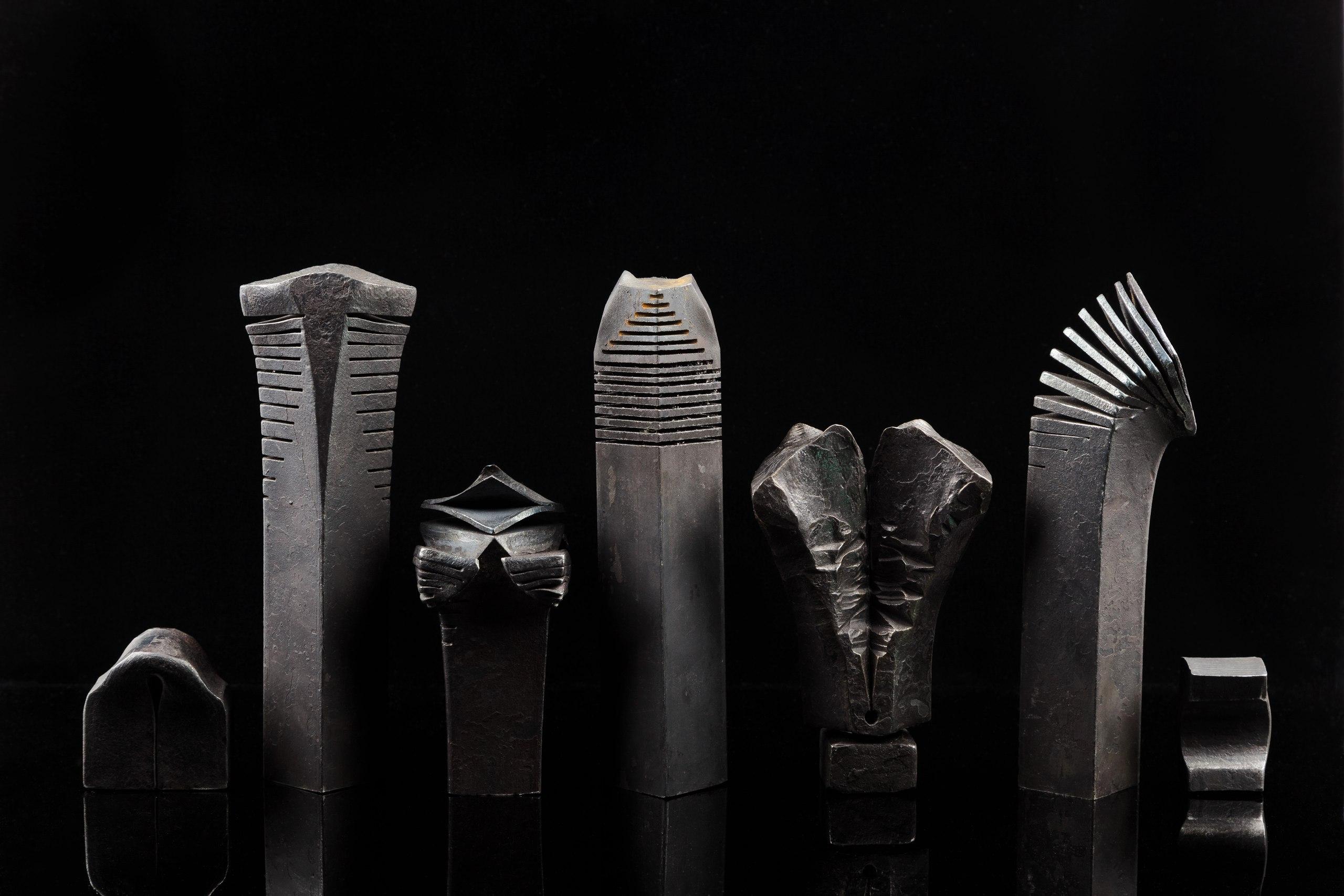 Выпускники магистратуры кафедры художественной обработки металла