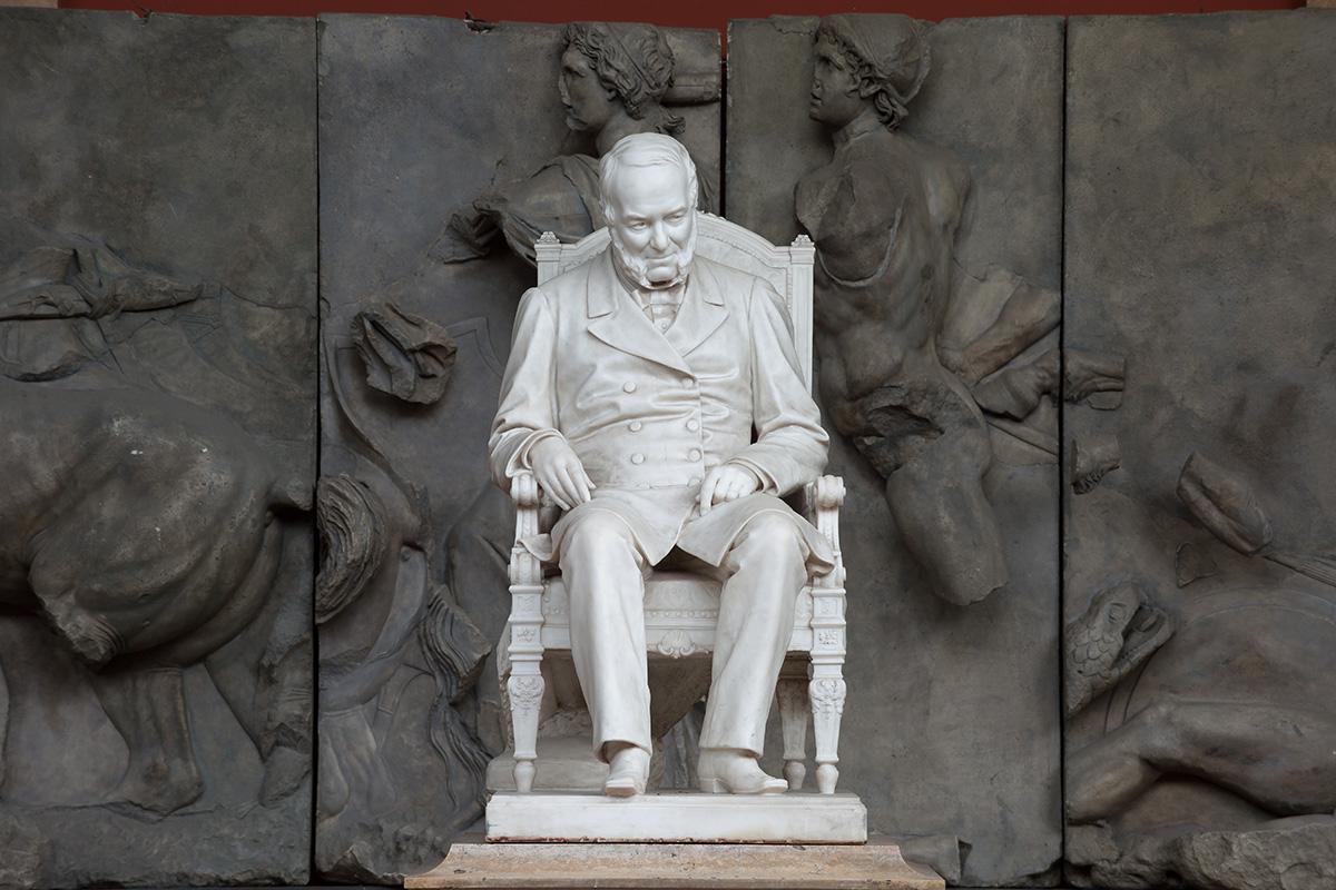 Исполнилось 206 лет со дня рождения Александра Людвиговича Штиглица