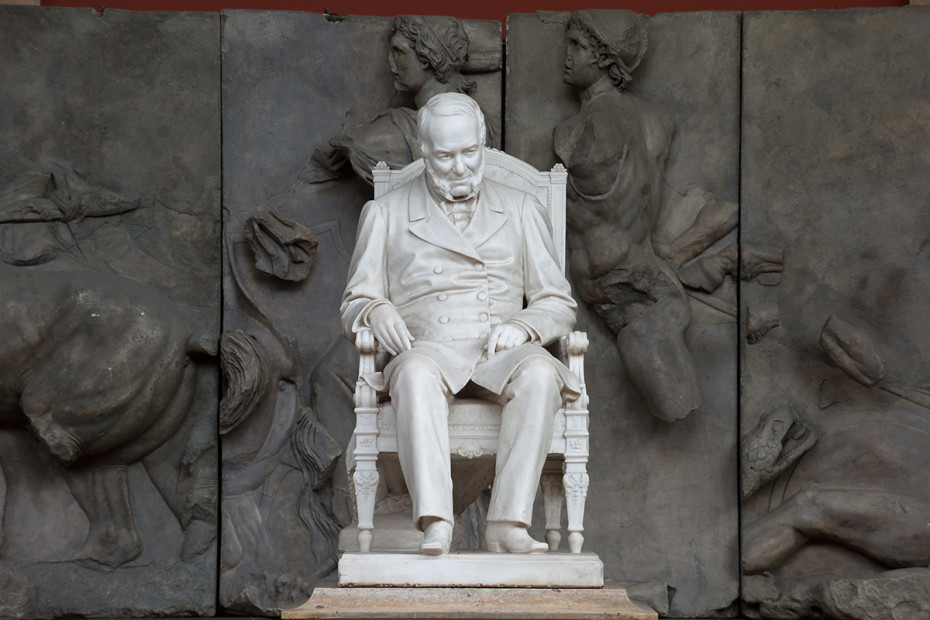 Исполнилось 207 лет со дня рождения Александра Людвиговича Штиглица