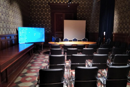 Расширенное заседание ректората Академии Штиглица