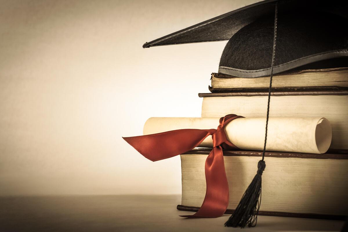 График вручения дипломов 2020