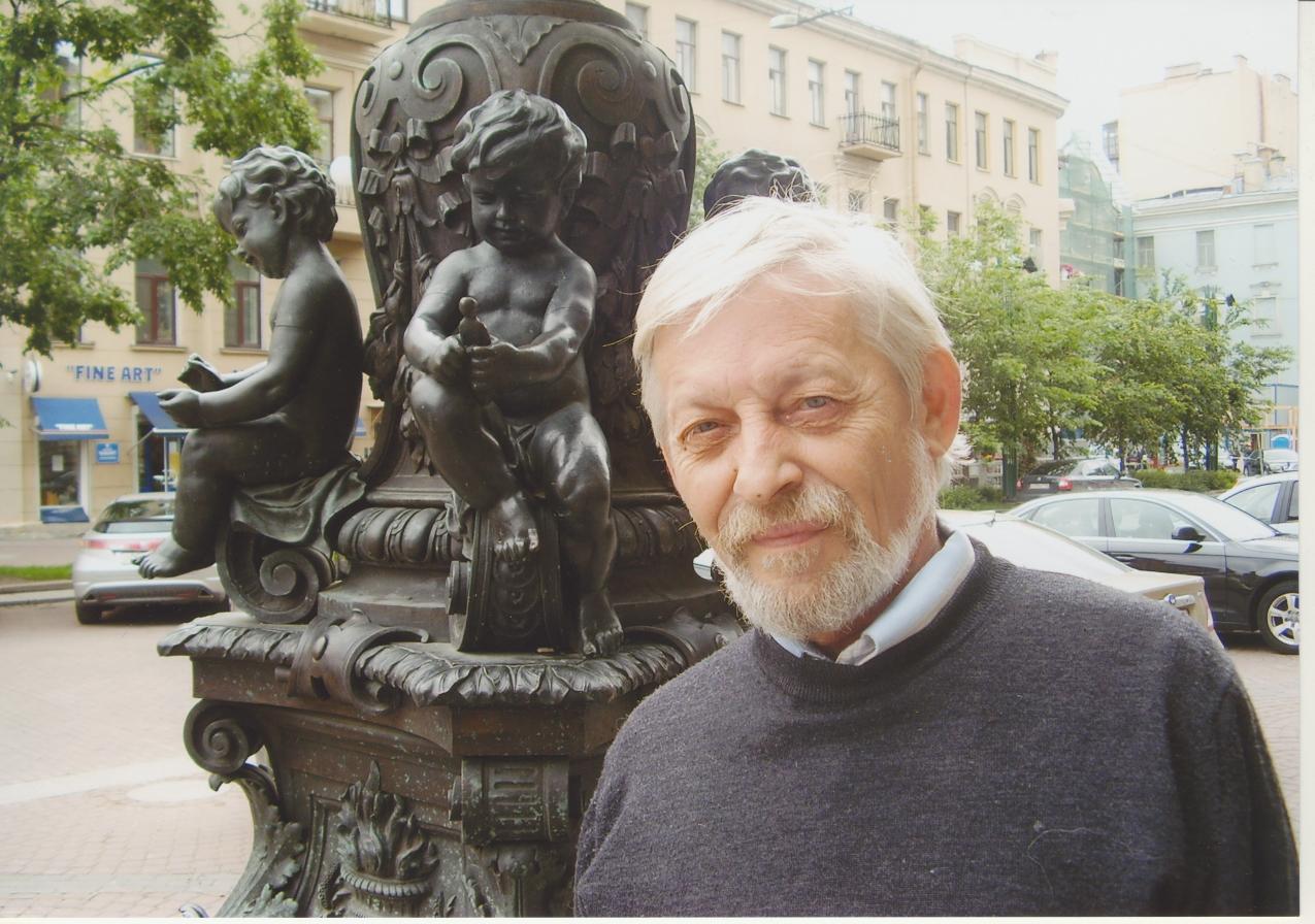 Ушел из жизни Виктор Федорович Онешко